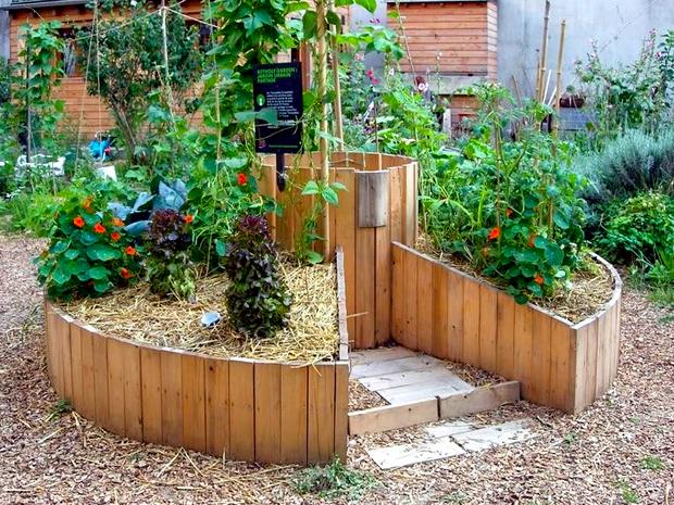 utilisation directe du compost au jardin
